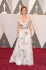 Isla Fisher - Marchesa - Oscar's 2016 - Dress Me Like a Dream